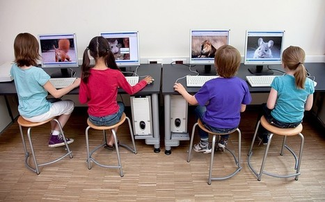 Technology is 'a back injury time bomb' for children  - Telegraph | injury prevention | Scoop.it