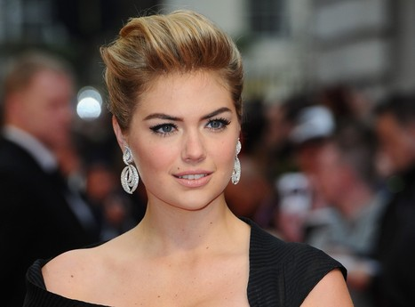 Kate Upton: Cover girl to glamour girl | Shopping News | Scoop.it