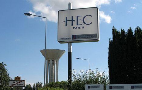Jouy-en-Josas : HEC classée en tête des écoles de commerce   HEC Paris Executive Education @HECParisExecEd   Scoop.it