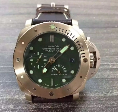 Replica Panerai Luminor Submersible 1950 3 Days Power Reserve Automatic Bronzo Review | Replica Watches Review and News | Scoop.it