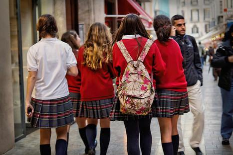 Conoce las ventajas e inconvenientes de que tus hijos lleven uniforme escolar | Educacion, ecologia y TIC | Scoop.it