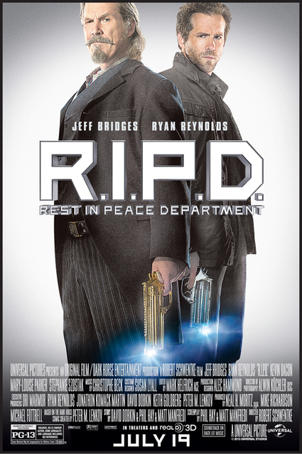 Ölümsüz Polisler (R.I.P.D) İzle   Full HD 2013   film izle   Scoop.it