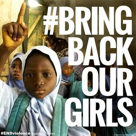 Rage Against the Minivan: Why girls in Nigeria should matter to you. #bringbackourgirls | Miss Mandy's Online Finds | Scoop.it