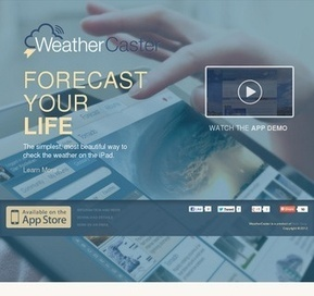 Application: Weathercasterapp | Edtech PK-12 | Scoop.it
