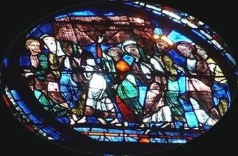 Le vitrail | Centre international du vitrail à Chartres | métiers d'art au collège Pasteur | Scoop.it