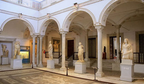 Tunisie-France-Nouveautés Guide numérique sous forme de smartphone pour le Musée du Bardo | Directinfo | Musées et outils numériques | Scoop.it
