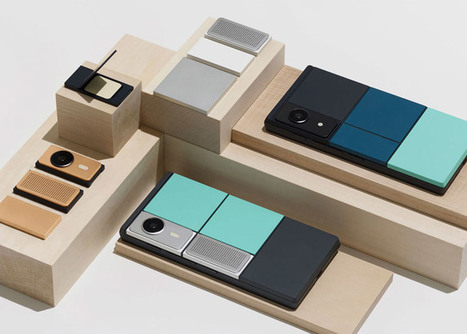 Google to start shipping modular smartphone Project Ara | Emerging Media (while dreaming of Paris!) | Scoop.it