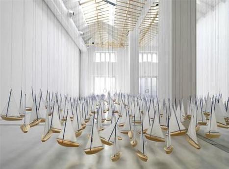 "Jacob Hashimoto: ""Armada"" | Art Installations, Sculpture, Contemporary Art | Scoop.it"