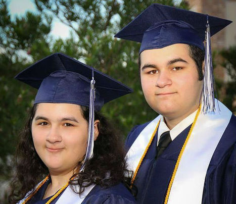 Learning-Disabled Siblings Graduate Thanks To Online Classes | 3D Virtual-Real Worlds: Ed Tech | Scoop.it