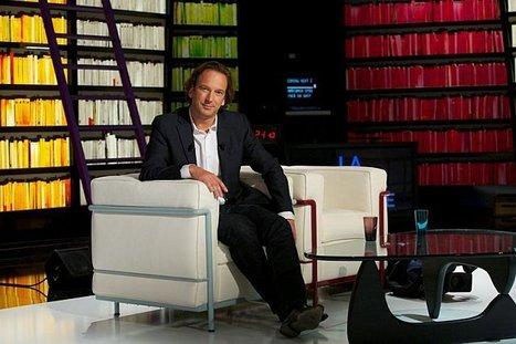 François Busnel successeur d'Elizabeth Tchoungui sur France 2 ? | BiblioLivre | Scoop.it