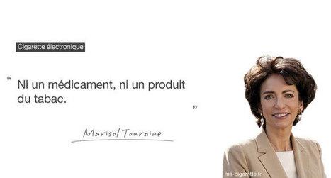 Marisol Touraine : la cigarette électronique n'est ni un médicament, ni un produit du tabac | Infos - Cigarettes Electroniques par Clop'Oz | Scoop.it