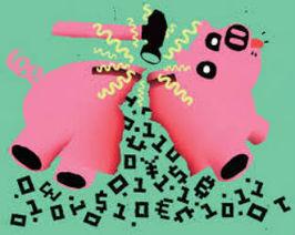 El dinero del mañana sin monedas ni billetes - MIT Technology Review   Estudios de futuro   Scoop.it