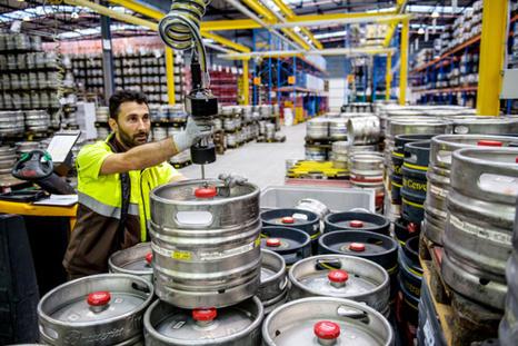 Genneviliers : France Boissons dévoile sa nouvelle organisation logistique | solutions-stockage-logistique | Scoop.it