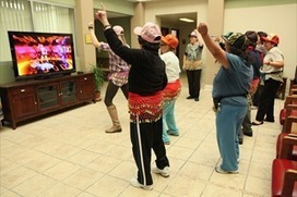 Senior citizens improve health, sense of well being with Kinect, XBOX 360 & MS HealthVault | JEUX VIDEOS & SENIORS | Scoop.it
