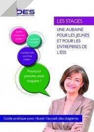 Accueillir un(e) stagiaire dans l'ESS | Avise.org | Associations : communication, partenariats, recherche de financement.... | Scoop.it