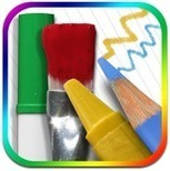 Apps in Education: Cool Drawing Apps for Primary School | iPads in Education | Scoop.it