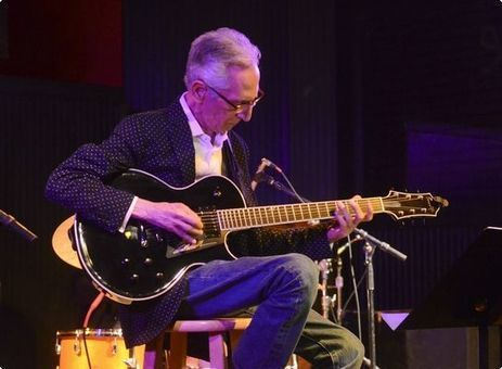 Jazz Fest review: Pat Martino Trio divines new from the old - Reading Eagle | Crossover Jazz music | Scoop.it