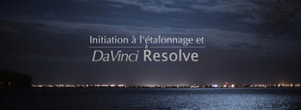 Cour d'étalonnage, DaVinci Resolve, Data Wrangling et Formats ... | Blac Magic Cinema Camera | Scoop.it