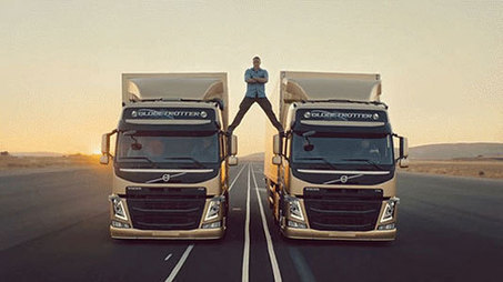 Why Volvo's Jean-Claude Van Damme Ad Moves Us | Pop Mythology | Human Story Experience Design | Scoop.it