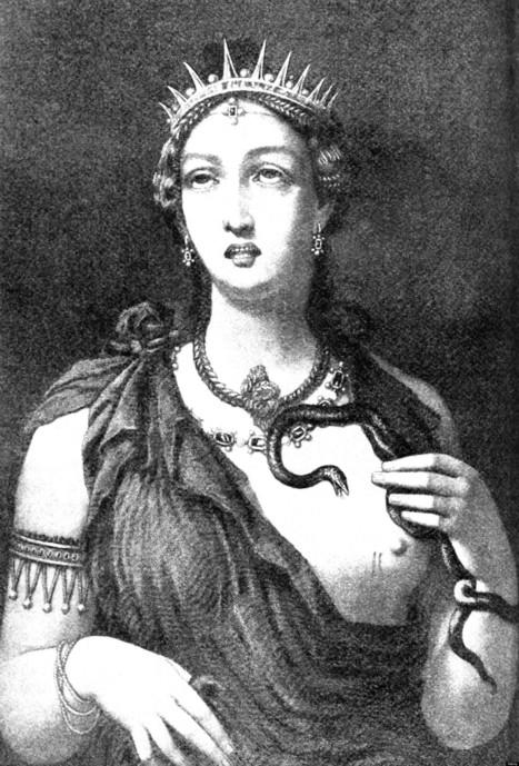 Was Cleopatra Murdered? | Mujeres Reinas En La Antiguedad | Scoop.it