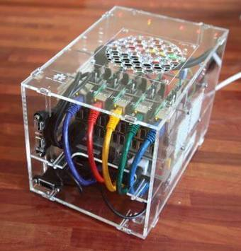 DIY 5 Node Cluster of Raspberry Pi 3s | Arduino, Netduino, Rasperry Pi! | Scoop.it