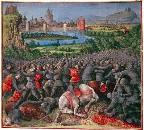 The First Victims of the First Crusade   JWK World History   Scoop.it