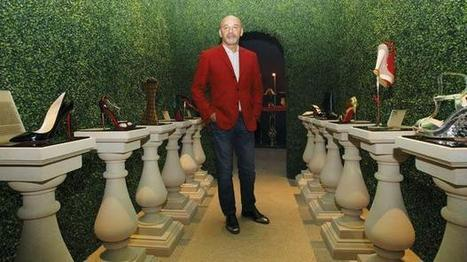 Showgirl glamour at Christian Louboutin's London shoe show - Times of Malta | Mind Goal Success | Scoop.it