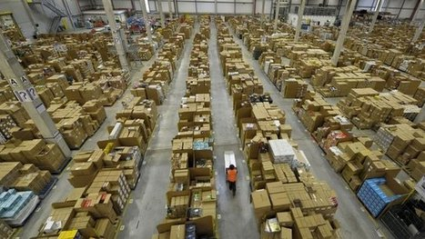BBC News - Inside Amazon as it faces its busiest shopping period | AS Business Studies Market Structures | Scoop.it