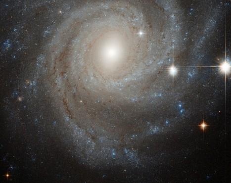 [Astronomie] Galaxie spirale | Parmi les étoiles | Cosmos 2013 | Scoop.it