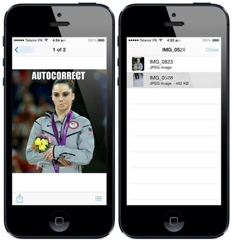 Top 20 Hidden iOS 7 Features That You Likely Don't Know About | Redmond Pie | Social Media | Scoop.it