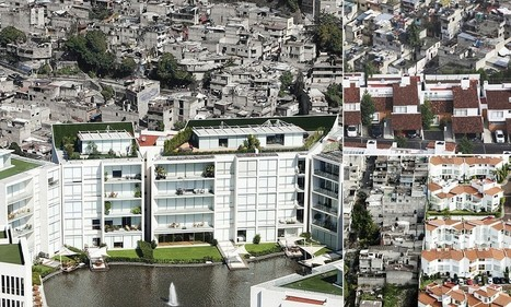 Mexico divided: Stark photos show urban wealth and povertyside-by-side | AP HUMAN GEOGRAPHY DIGITAL  STUDY: MIKE BUSARELLO | Scoop.it