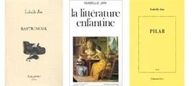 La disparition de l'éditrice Isabelle Jan : actualités - Livres Hebdo | Les Enfants et la Lecture | Scoop.it