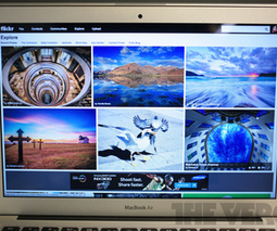 Yahoo revitalizes Flickr with huge images, sharing, and a terabyte of free space (hands-on) | App-Centric Web | Scoop.it