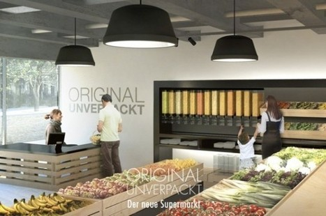 Packaging-free supermarket opening in Berlin | Piccolo Mondo | Scoop.it
