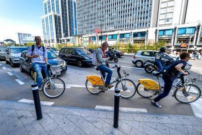 Semaine de la mobilité: nos journalistes ont relevé le défi   Mobilité Durable Brest   Scoop.it