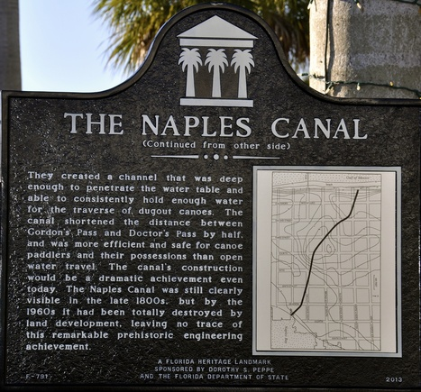 Old Naples Receives Florida Heritage Landmark:  1 of 800 in the State | Florida's Backyard History | Scoop.it