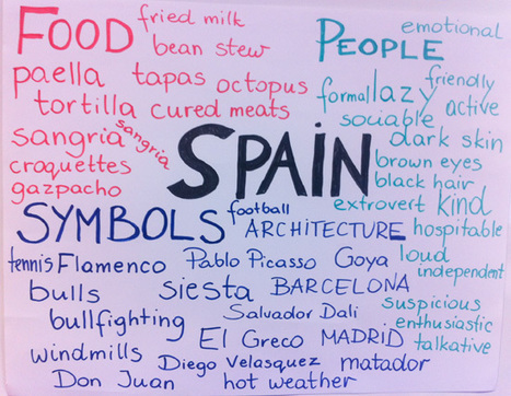 Cultural focus – Spain - Teacher BLOG - Wydawnictwo The Teacher | Family Life In Spain | Scoop.it