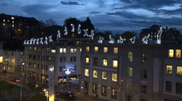 Lausanne Lumières fait à nouveau briller la ville | Spectacles, Spectacles Vivants et Animations | Scoop.it