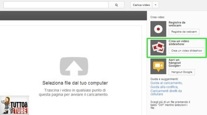 Ugo Brusegan WebMarketing:Come Realizzare Un Video Slideshow con il nuovo tool di Youtube | TuriPa | Scoop.it