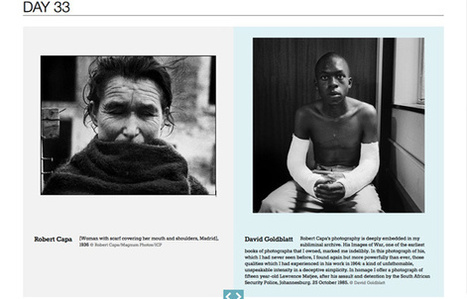 "PDNPulse » What Does Robert Capa's ""Close Enough"" Rule Mean Today? 