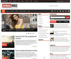 Spray Mag Blogger Template | COD Ghosts earns $1 million on launch day | Scoop.it