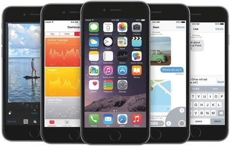 iOS 8: How 5 news orgs have updated their apps for Apple's new operating system   Movin' Ahead   Scoop.it