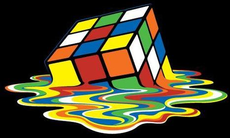 Rubik's Cube (solved in 20 moves or less) | Better teaching, more learning | Scoop.it