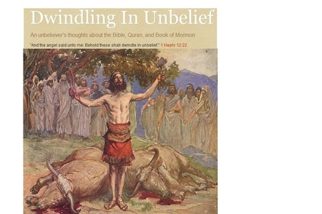 Dwindling In Unbelief | Slash's Atheist & Antitheism page | Scoop.it