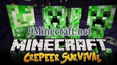 Creeper Survival Map 1.6.2 | Minecraft 1.6.2 Maps | Scoop.it
