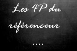 Les 4P du référenceur ... marketing et seo ! - | Référencement - Tips et actualité | Scoop.it