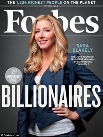 Advice From The Youngest Self-Made Female Billionaire in History | Good News For A Change | Scoop.it