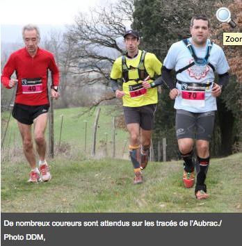Plus de 4000 coureurs attendus au Trail en Aubrac | L'info tourisme en Aveyron | Scoop.it