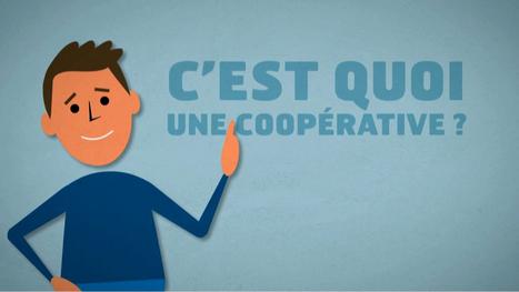 1er film d'animation sur le modèle coopératif | Les enjeux du développement durable | Scoop.it