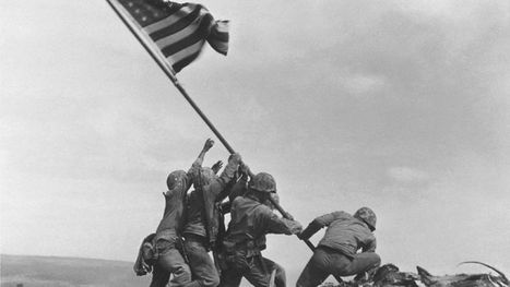 Marines investigate claim of mistaken identity in famous Iwo Jima photo | Fox News | World at War | Scoop.it